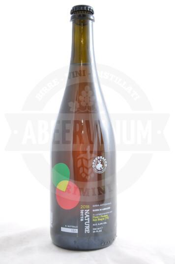 Birra Opperbacco Nature Cantina Fiore - Podere San Biagio 2018 bottiglia 75cl