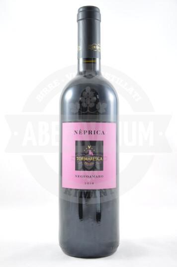 Vino Nèprica Negroamaro Puglia IGT 2018 - Tormaresca