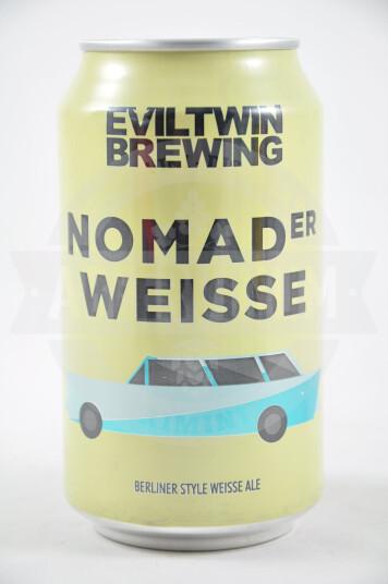 Birra Nomader Weisse lattina 33cl