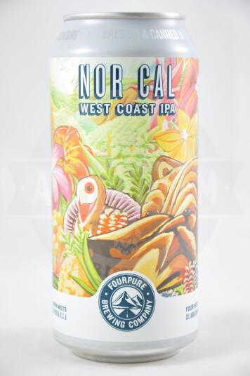 Birra Nor Cal lattina 44cl