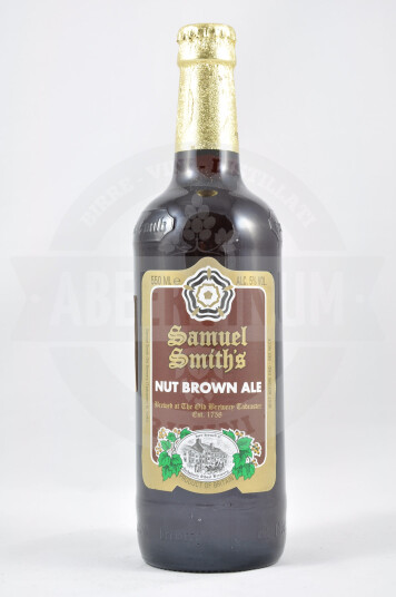 Birra Samuel Smith Nut Brown Ale 55cl
