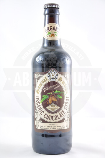 Birra S.Smith Organic Chocolate Stout 55cl