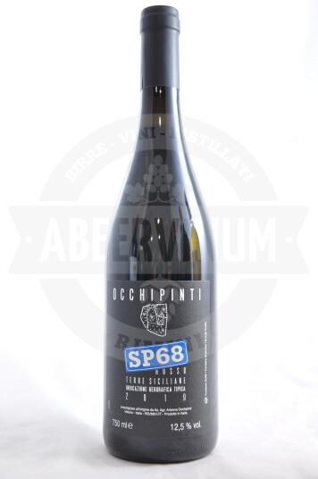 "Vino Rosso ""SP68"" Terre Siciliane IGT 2019 - Occhipinti"