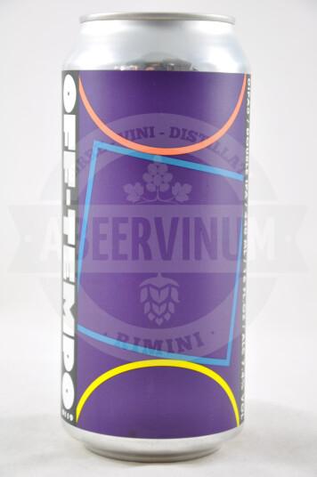 Birra Off Tempo 8 DIPA 3 lattina 44cl