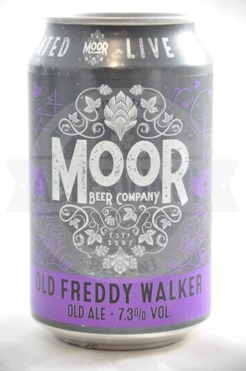 Birra Moor Old Freddy Walker lattina 33cl