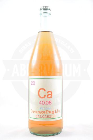 Vino Nù Litr Orange Progetto Calcarius IGP Puglia - Valentina Passalacqua