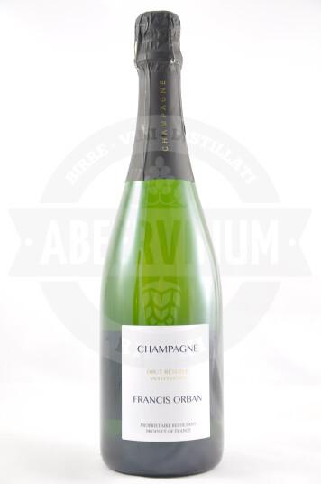 Vino Champagne Brut Réserve Vililles Vignes - Francis Orban