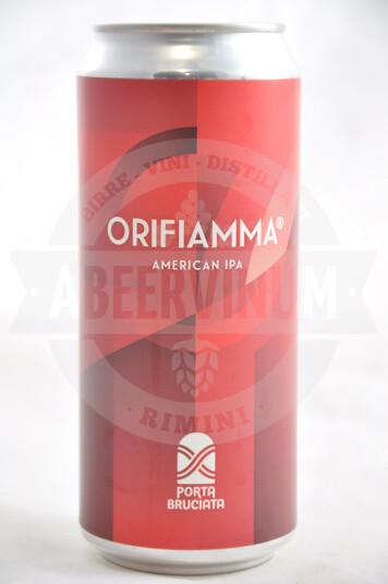 Birra Porta Bruciata Orifiamma lattina 40cl