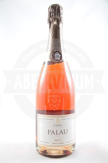 Vino Spagnolo Metodo Tradizionale Cava Brut Rosé - Palau