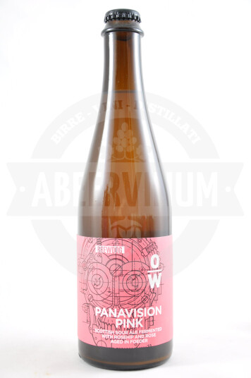 Birra OverWorks Panavision Pink 50cl