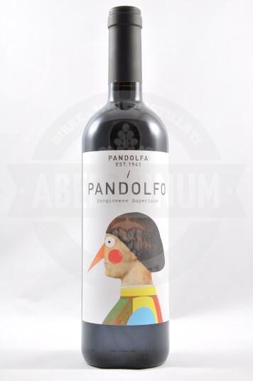 Vino Pandolfo Sangiovese Superiore Romagna DOC 2017 - Pandolfa