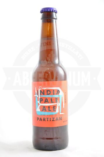 Birra Partizan IPA Amarillo Idaho 7 33cl