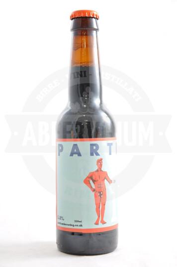 Birra Partizan Stout 33cl