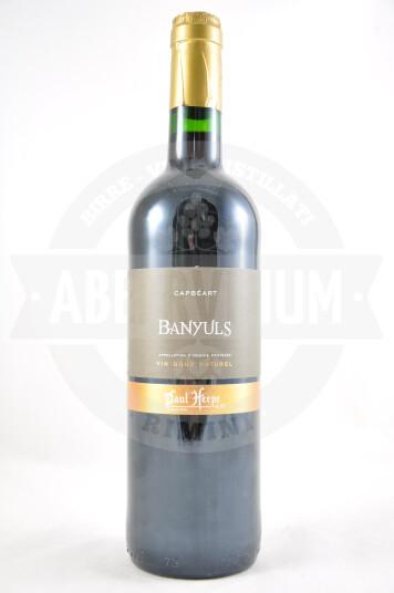 Vino Francese Banyuls AOC Capbéart - Paul Herpe et Fils