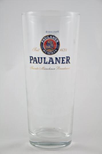 Bicchiere Paulaner vers.3