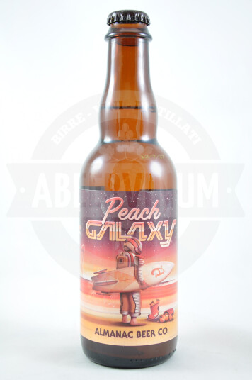 Birra Peach Galaxy 2017 37.5cl
