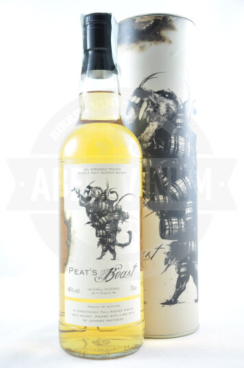 Whisky Peat's Beast  Single Malt – Peat Beast Ltd