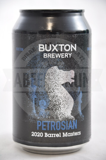 Birra Buxton Petrosian 2020 Barrel Masters lattina 33cl