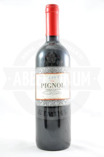 Vino Rosso Pignol Venezia Giulia IGP 2004 - Bressan