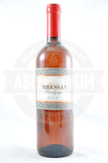 Vino Pinot Grigio Venezia Giulia IGP 2016 - Bressan