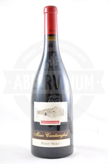 Vino Pinot Nero Vigna Cantanghel Trentino DOC 2015 - Maso Cantanghel