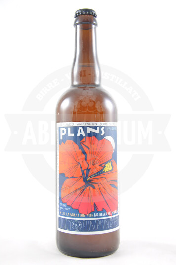 Birra Jolly Pumpkin Plans 75cl