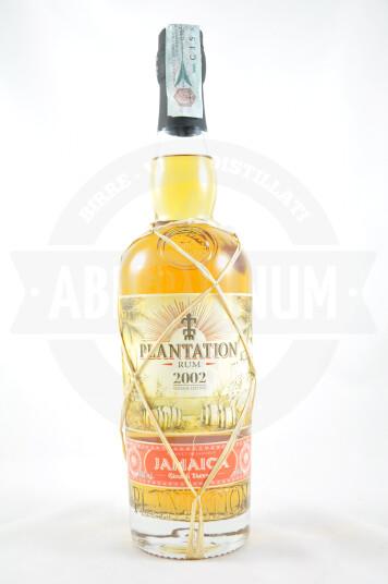 Rum Plantation Jamaica Vintage 2002 - Maison Ferrand