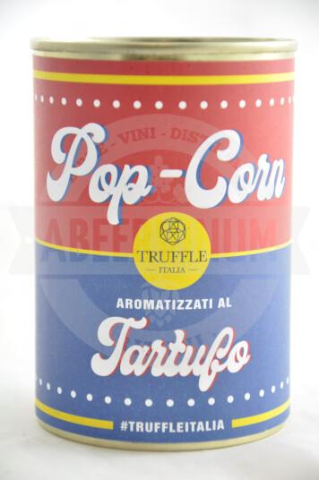 Pop Corn Aromatizzati al Tartufo lattina 20g