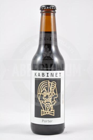 Birra Kabinet Porter 33cl