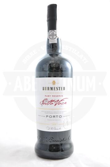Vino Liquoroso Porto Ruby Reserve Sotto Voce - Burmester