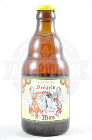 Birra Prearis X-Mas 33cl