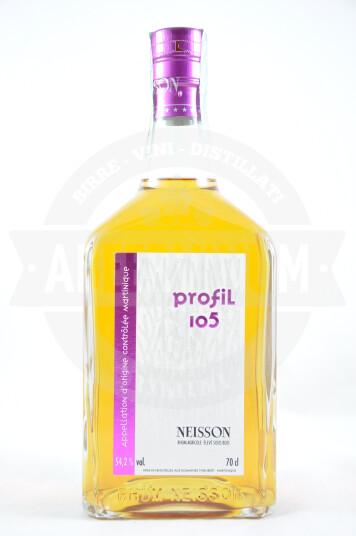 "Rhum Agricole ""Profil 105"" - Neisson 70cl"