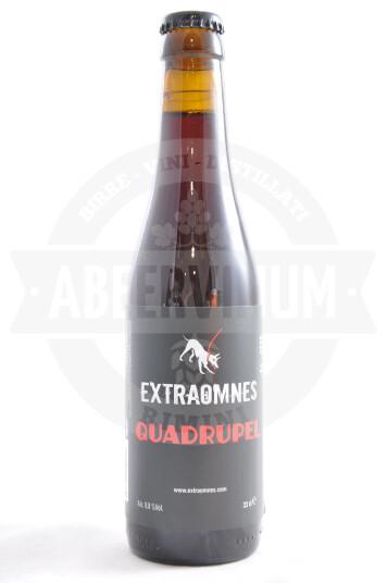 Birra Extraomnes Quadrupel 33cl
