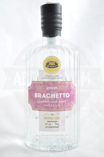 Grappa di Brachetto 70cl - Antica Distilleria Quaglia