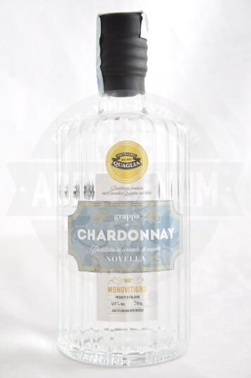 Grappa di Chardonnay 70cl - Antica Distilleria Quaglia