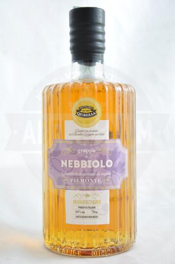 Grappa di Nebbiolo 70cl - Antica Distilleria Quaglia