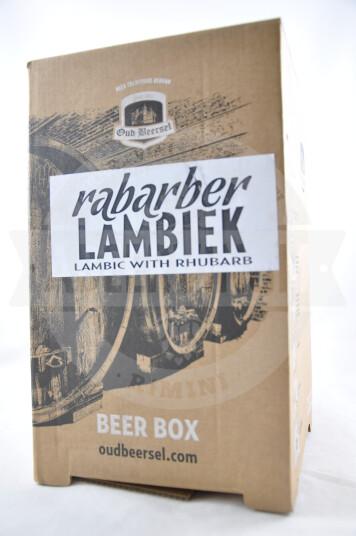 Beer Box Oud Beersel Rabarber Lambiek 3,1l