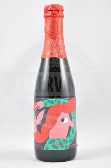 Birra Raspberry Trippelbock 37,5cl