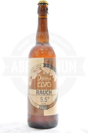 Birra Elvo Rauch bottiglia 75cl