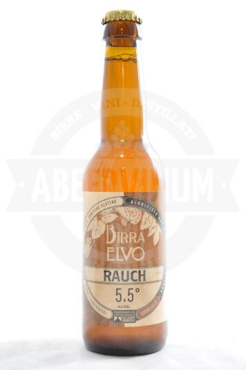 Birra Elvo Rauch bottiglia 33cl