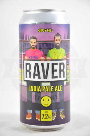 Birra Raver lattina 44cl