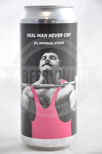 Birra Rebel's Real Man Never Cry lattina 40cl