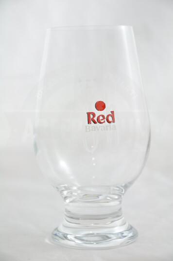 Bicchiere Birra Red Bavaria 25cl