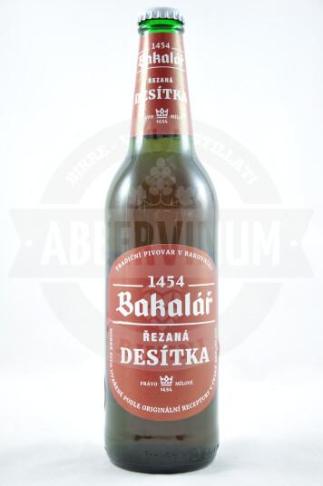 Birra Bakal Řezaná Desítka 50cl