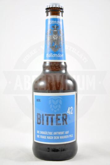 Birra Rittmayer Bitter 42 33cl