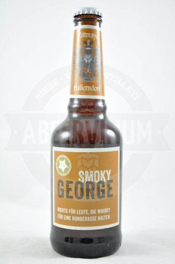 Birra Rittmayer Smoky George 33cl