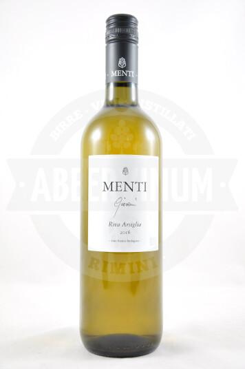 Vino Riva Arsiglia 2016 - Menti