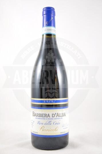 Vino Riva della Coda Barbera d'Alba DOC 2016  - Cascina Baricchi