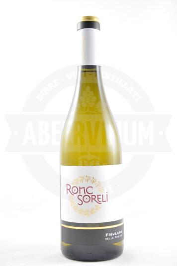 Vino Friuli Colli Orientali DOC Friulano 2016 - Ronc Soreli