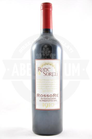Vino RossoRe in Novacuzzo di Prepotto dal 1910 Friuli Colli Orientali DOC 2008 - Ronc Soreli
